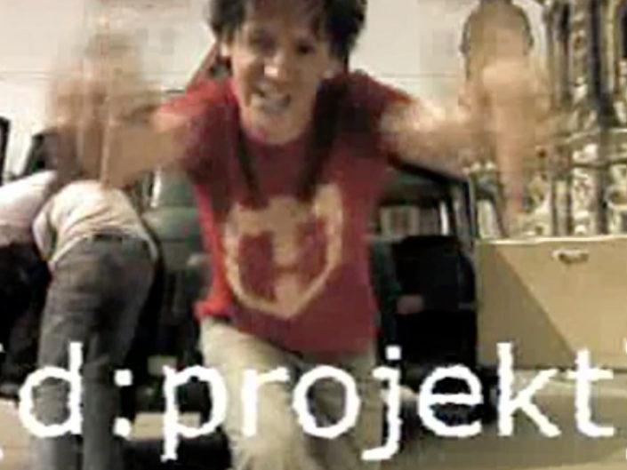 d:projekt | musikvideo